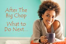 2015 Big Chop Hair