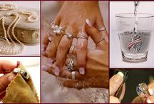 Tips on Caring for Jewelry