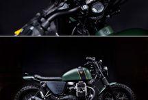 MotoGuzzi / Motocykl MotoGuzzi