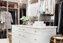 Walking closet inspiration