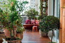 Novy byt balkon