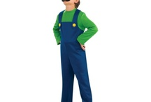 Selected Costumes for Halloween