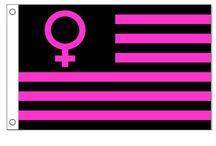 Girl Power / by FlagAndBanner.com