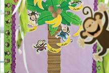 Monkeys Classroom Inspiration
