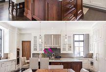 Bakes & Kropp Luxury Kitchens / Luxury kitchens built with Bakes & Kropp Fine Cabinetry -  www.BakesandKropp.com