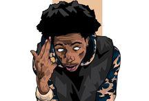 rap art