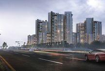 Tata Housing - Gateway / 3D Exterior Renderings.