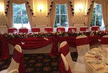 Christmas Themes / A collection of Christmas inspired venue dressing ideas all created by Sophisticated Events.
