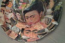 Art paper / papietagem