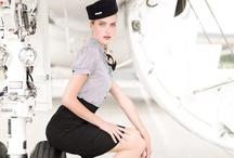 Air hostess ✈