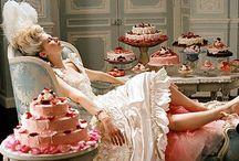 ~Marie Antoinette's tea party...