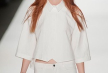 new york fashion week S/S 2013 / designs from NY fashion week spring/summer 2013