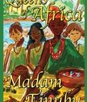 Queens of Africa / Queens of Africa dolls and books. I am the writer of the Book series. Series 1 is six stories about ancient queens of Africa as experienced by three schoolgirls in Lagos. Series 2 is six stories where they learn social skills.