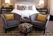 Master bedroom ideas / by Kristi Wollenberg