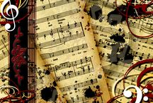 All things pertaining to music... / by Nancy-Jane Bulfin