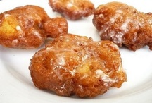 Breakfast - Donuts and Fritters