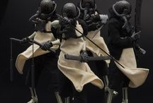 Maquettes/Figurines