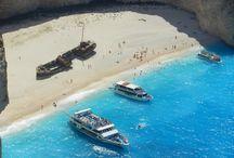 Zakynthos - Ship wrack beach