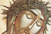 Jesus Couronné d'epines