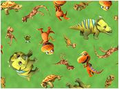 Dinosaur Train / by Quilting Treasures