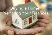 Home Buying / Everything I need to know to buy my first home. / by Darling Adventures