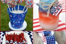 Fourth of July / Ideas for a Fourth of July celebration
