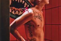 Tattooed artists / Inspiring