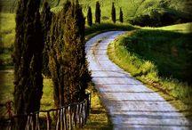 Partir : Toscane