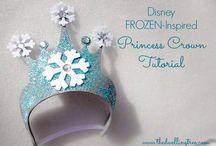Mickayla Frozen Partytjie