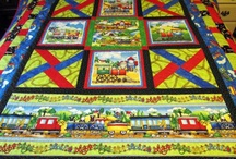 Quilts Projects / by Joan Garcia
