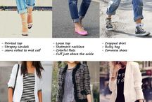 Casual and Semi-formal / Jeans and more