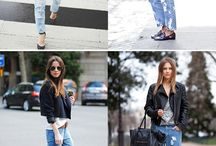 Boyfriend jeans, how to
