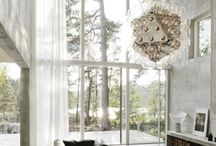Interior Architecture and Environmental Design / Lovely inspirational interiors