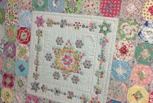 Snowball and Half Snowball Quilts