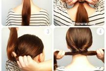 Updos I might try...