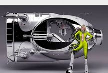Machines of Cosmic Motors