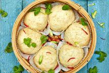 Recetas vegetarianas / Descubre las más ricas recetas vegetarianas preparadas por el talentoso chef Jamie Oliver