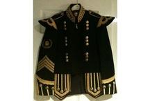 Fabulous Uniforms! / by Claude Bailey