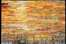 Art Quilts / Art Quilts