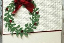 Cards--Christmas / by Lisa Meyer