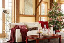 Interior Holiday Decor / Are you ready for the Holidays? Prepare your home with this Interior Holiday Decor inspiration.