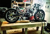 Motorcycle workshops / My ideal workshop.design ideas
