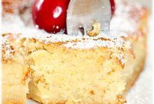 gâteau moelleux ricotta pomme