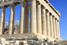 Athens, Greece / I was here with family in October 3-7, 2015