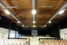 Centro polifunzionale ad Adro (BS) / Centro polifunzionale in legno ad Adro (BS) www.marlegno.it