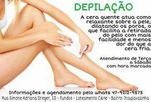 Susan Estética / Embelezamento, promoção, prevenção, recuperação e manutenção da saúde da pele.