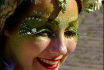 Karneval waldfolk
