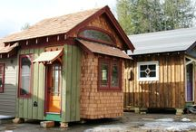 Tiny Houses / Living Large in Tiny Houses