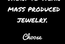 Jewelry quotes / by Shirin Designs