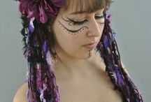 Dancewear hair, make-up & bling!